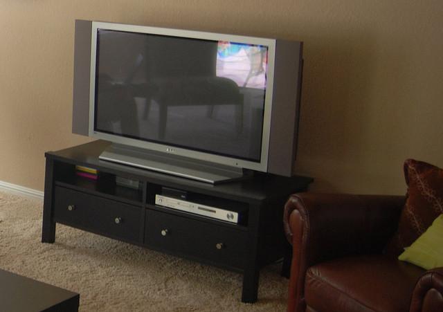 A TV fali konzol használata ajánlott