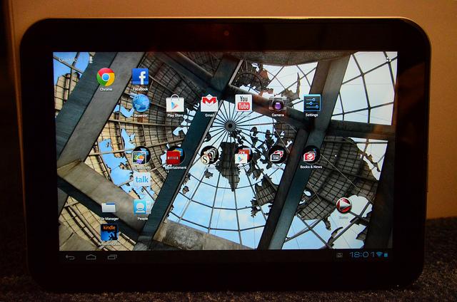 Az új Telcast kínai tablet mindenkit lenyűgözött