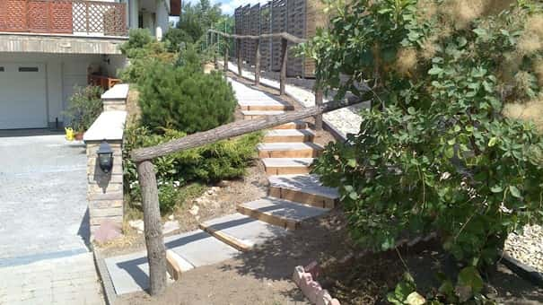 Komplett kertépítés a zöld oázisért