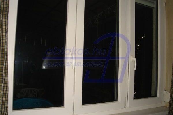 Műanyag ablak beszerelése rövid határidővel